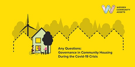 Any Questions: Governance in Community Housing During the Covid-19 Crisis tickets