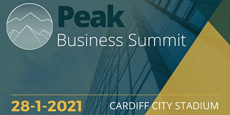 Exhibitor Spaces at Peak Business Show 2021 tickets