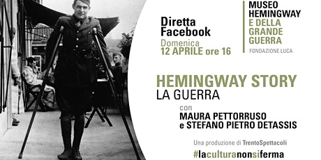 Diretta Facebook: Hemingway Story - La Guerra biglietti