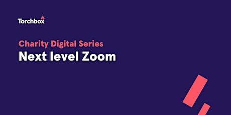 Interactive Zoom Workshop for Charities tickets