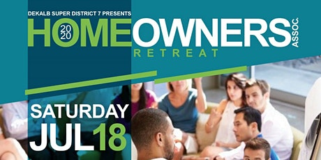DeKalb County District 7 Presents: 2020 Homeowners Association Retreat tickets