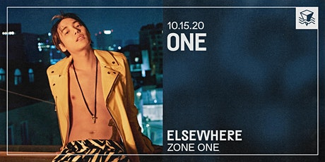 POSTPONED One @ Elsewhere (Zone One) tickets