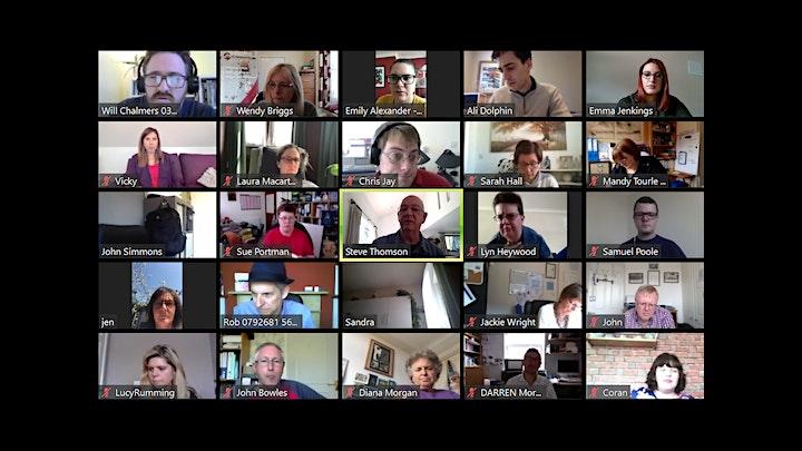 F2 Business Huddle Online image