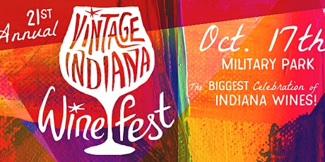 Vintage Indiana Wine Festival 2020 tickets
