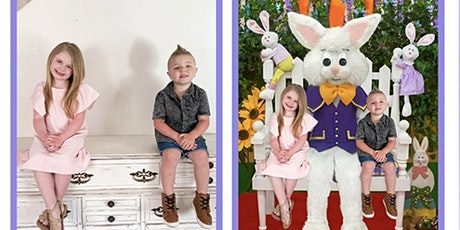 The District at Tustin Legacy offers Virtual Easter Bunny Photos tickets