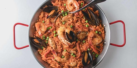 Authentic Spanish Paella - Online Cooking Class by Cozymeal™ billets