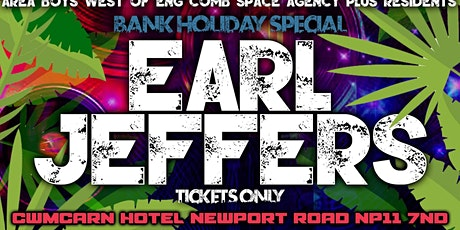 Slow Roast Disco w/ EARL JEFFERS tickets