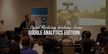 Google Analytics Workshop Montreal (Online) | Formation Google Analytics tickets