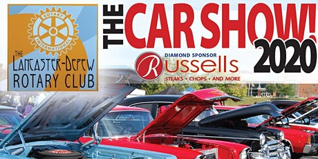"""Lancaster-Depew Rotary's """"The Car Show!"""" 2020 tickets"""