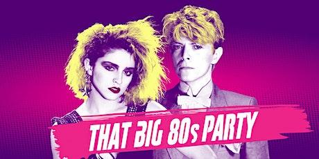 That Big 80's Party w/ DJ Marco tickets