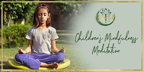 Children's Mindfulness 6-10yrs tickets
