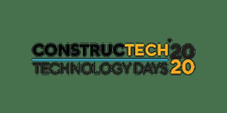 Constructech's Technology Days 2020 tickets