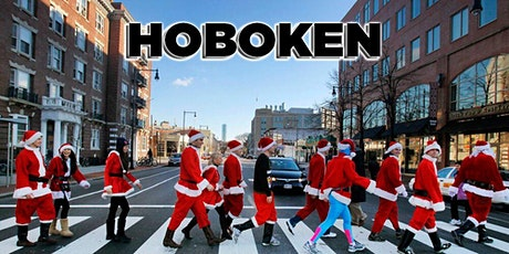 Hoboken SantaCon Crawl 2020 tickets