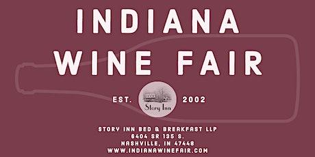Indiana Wine Fair tickets