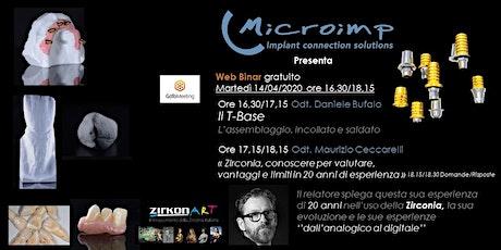 Microimp incontra Maurizio Ceccarelli biglietti