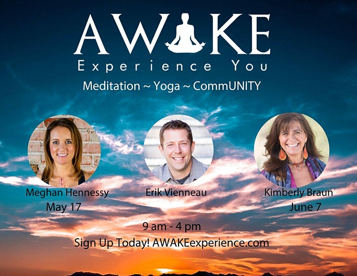 AWAKE Spring Mindfulness Retreats image