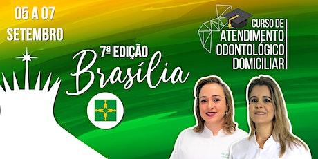 Atendimento Odontológico Domiciliar - 7ª Edição Brasília tickets