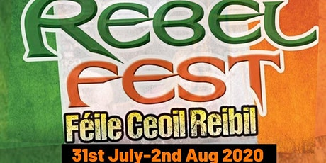 ACE presents Rebel Fest Donegal 2020 tickets