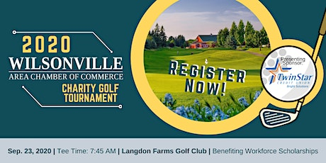 5th Annual Chamber Charity Golf Tournament--RESCHEDULED tickets