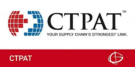 Road to CTPAT Webinar entradas
