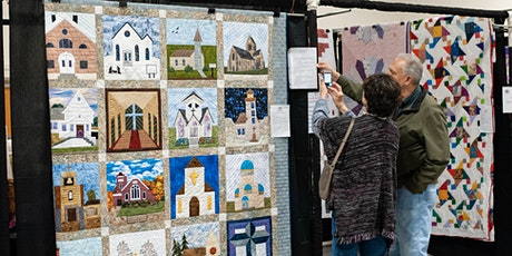 Festival of Sharing Quilt Auction tickets