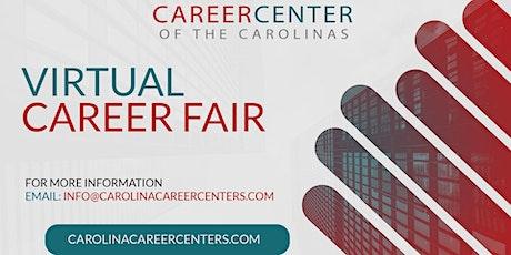 Washington, DC- Free Virtual Career Fair tickets