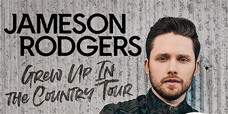 Jameson Rodgers - Grew Up In The Country Tour tickets