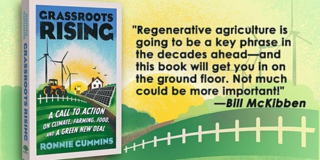 Simply Living Book Club: Grassroots Rising: A Call to Action on Climate, Fa tickets