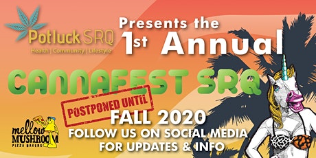 1st Annual CannaFest SRQ 2020 tickets