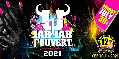 JAB JAB J'OUVERT 2021 - Toronto Caribana Caribbean Carnival tickets