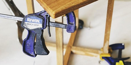 Make a Small Table (Introduction to Modern Woodworking) tickets