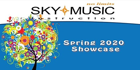 Sky Music Presents Spring 2020 Showcase tickets