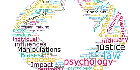 Psychology and Law (1-day) - Campus or Virtual Classroom tickets