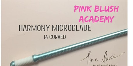 Pink Blush 3 Day Microblading Class tickets