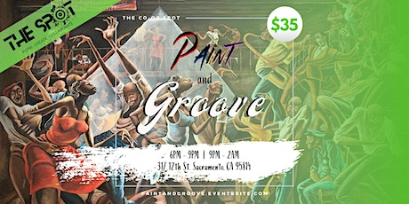 Paint & Groove tickets