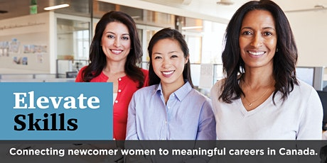 YWCA Elevate Skills | FREE Employment Program for Immigrant Women tickets