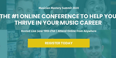 Musician Mastery Summit tickets