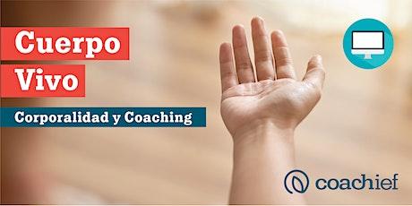 Cuerpo Vivo: Corporalidad y Coaching entradas