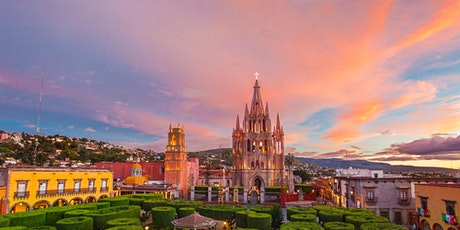 Locura en San Miguel de Allende entradas