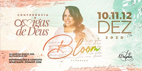 CONFERENCIA AMIGAS DE DEUS tickets