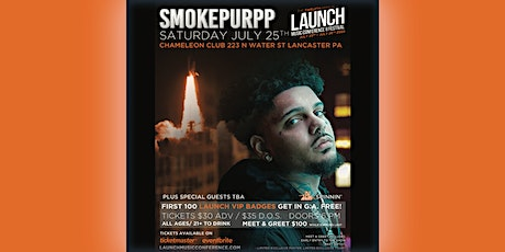 SMOKEPURPP tickets