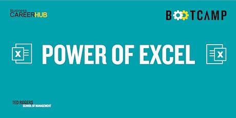 [VIRTUAL] Excel BM Bootcamp: Level 2 tickets