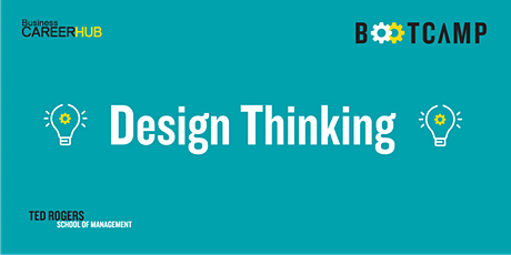 [VIRTUAL] Design Thinking Bootcamp tickets