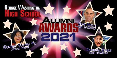 2021 Alumni Awards Banquet tickets