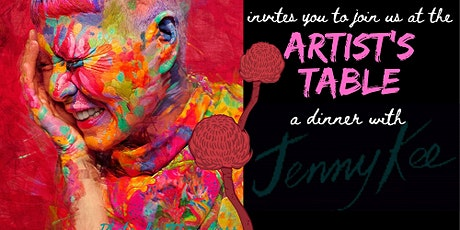 'Artists Table' dinner with Jenny Kee tickets