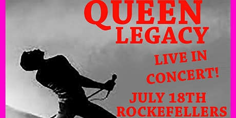 QUEEN  LEGACY -   A TRIBUTE TO QUEEN tickets