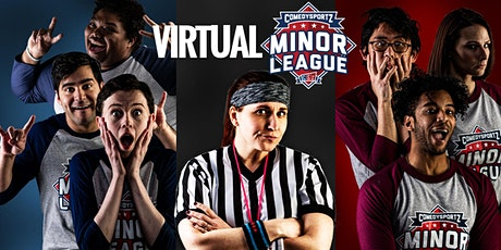 Virtual ComedySportz Minor League Edition biglietti