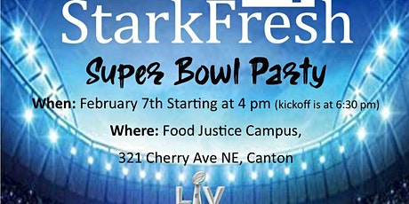 StarkFresh Super Bowl viewing party 2021 tickets