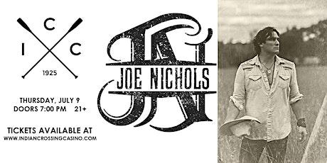 Joe Nichols at ICC tickets