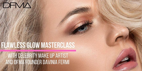 Flawless Glow 1 day Masterclass and certification  tickets